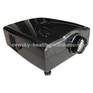 TV Projector with DVB-T