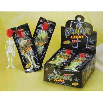 Skeleton Lollipop (Скелет Lollipop)
