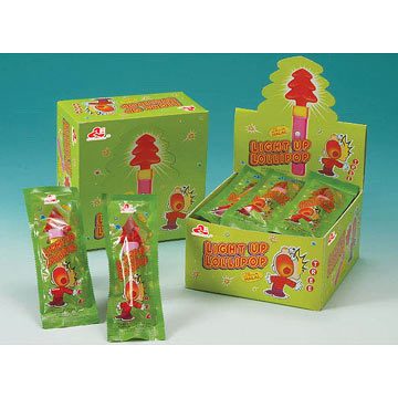 Light Up Lollipop (Christmas Tree) (Light Up Lollipop (Christmas Tr ))