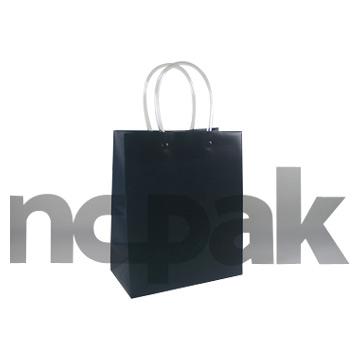 PP Gift Bag with Tube Handle ( PP Gift Bag with Tube Handle)