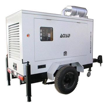 Movable Generator Set (Движимое-генераторная установка)