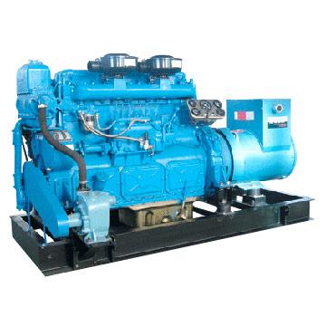 Marine Generator Set (Морские генераторные установки)
