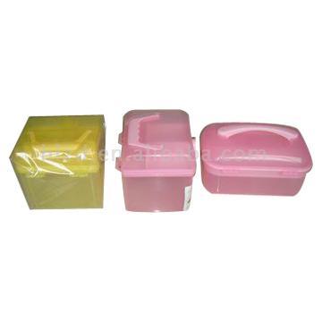 Plastic Multifunction Boxes (Многофункциональные пластиковые коробки)