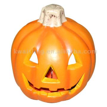 "5"" Halloween Pumpkin (5 ""Hallow n Pumpkin)"