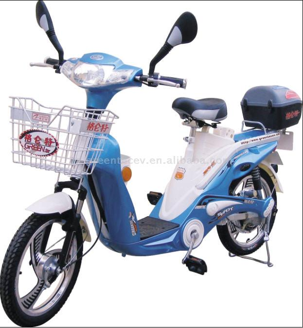 Long Distance Electric Bicycle