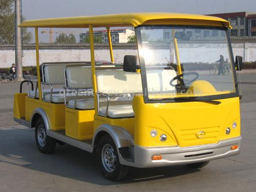 Electric Sightseeing Car (Достопримечательности электрический автомобиль)