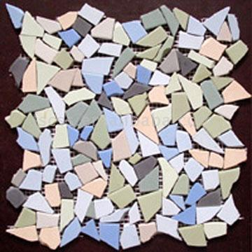 Mosaique En Ceramique mosaïque en céramique (ceramic mosaic)