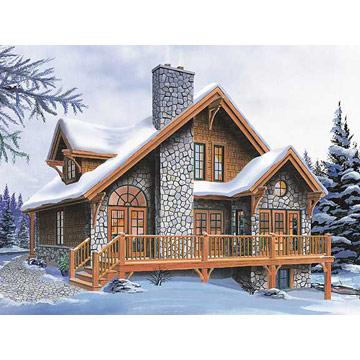 Prefabricated House (Сборные дома)