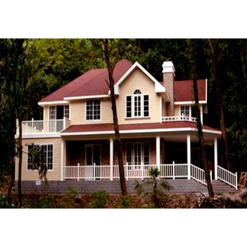 Prefabricated House (Fertighaus)