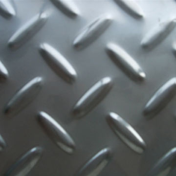 Stainless Steel Anti-Slip Chequered/Tread Plate (Нержавеющая сталь Anti-Slip Chequered / протектора Plate)