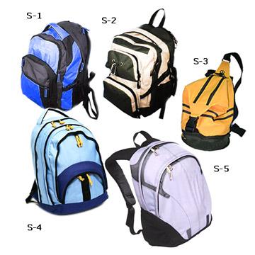Back Packs (Рюкзаки)