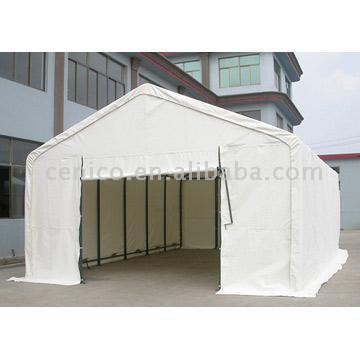Master Oversized Garage Shelter