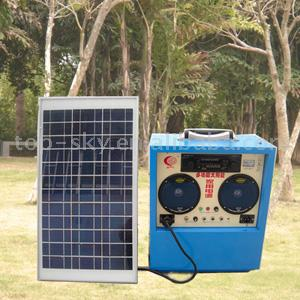 Solar Portable Power System (Portable Power Солнечная система)