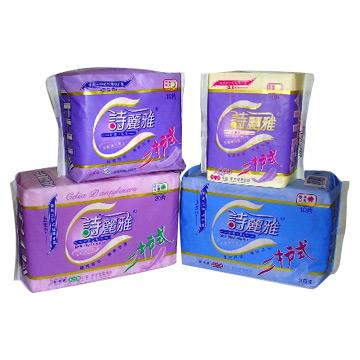 Sanitary Napkin (Санитарные салфетки)