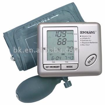 Semi-Auto Blood Pressure Monitors (Semi-Auto тонометров)