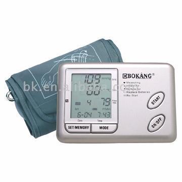 Full Auto Blood Pressure Monitor (Автоматическая монитора артериального давления)