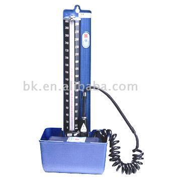 Wall Type Mercury Sphygmomanometer (Настенного типа Меркурия Сфигмоманометр)