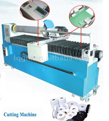 Textile Processing Cutting Machine (Textile Processing отрезной станок)