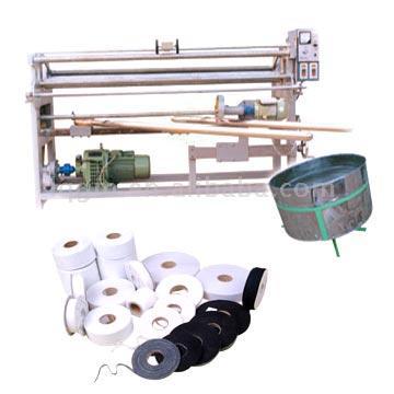 Cloth Rolling Machine (Tissu Rolling Machine)