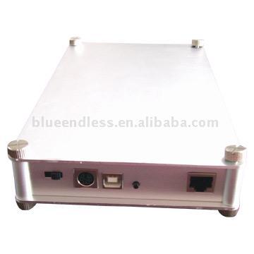 """3.5"""" LAN HDD Enclosure (3.5 """"HDD Enclosure-центр)"""