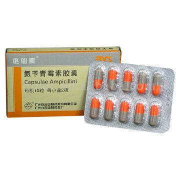 Penicillin Preparations (La pénicilline Préparatifs)