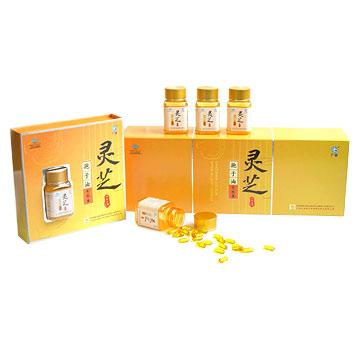 Ganoderma Lucidum Spore Oil Soft Capsules ( Ganoderma Lucidum Spore Oil Soft Capsules)