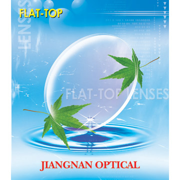 Bifocal Flat-Top Lens (Бифокальные оголовка объектива)