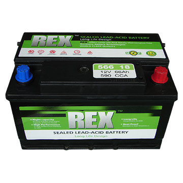 Automotive Batterie SMF (DIN) (Automotive Batterie SMF (DIN))