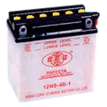 Motorcycle Battery ( Dry Charged ) (Мотоцикл батареи (сухие за дополнительную плату))