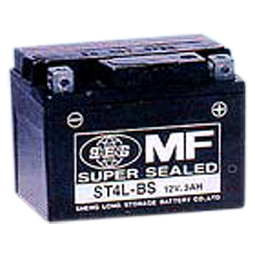 Motorcycle Battery ( MF Series) (Мотоцикл батареи (серии MF))