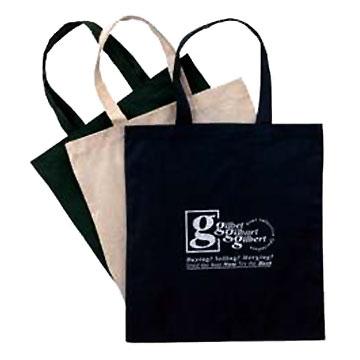 Рекламные сумки из хлопка.  Промо сумки с логотипом.