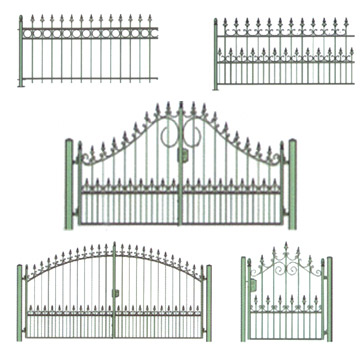 Fence and Gate Hardware - Lawn and Garden - Grainger Industrial Supply
