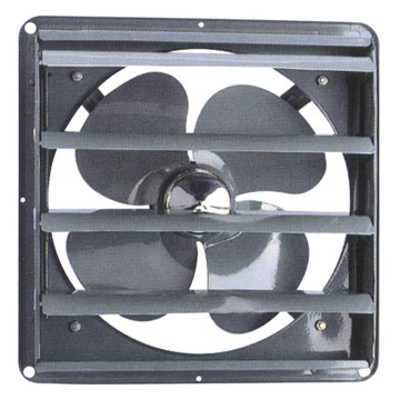 Industrial Fan With Shutter ( Industrial Fan With Shutter)