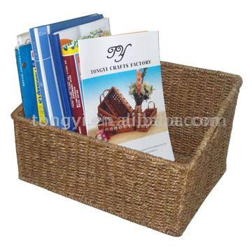 Magazine Basket (Magazine Basket)