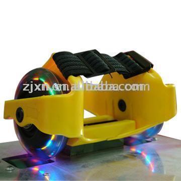 Flashing Roller