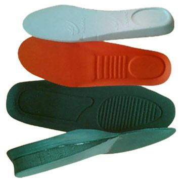 Within Incrassate Insoles for sports shoes (В утолщенных Стельки для спортивной обуви)