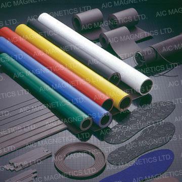 Flexible Magnetic Sheeting (Гибкий магнитный брезента)