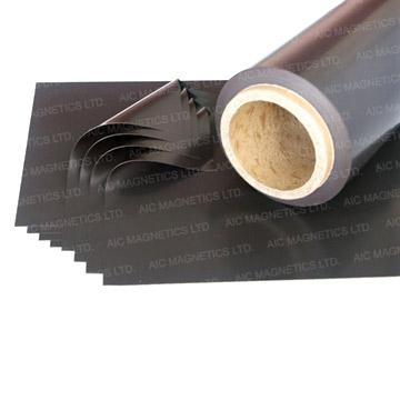Plain Brown Flexible Magnetic Sheeting (Plain Brown гибкие магнитные брезента)