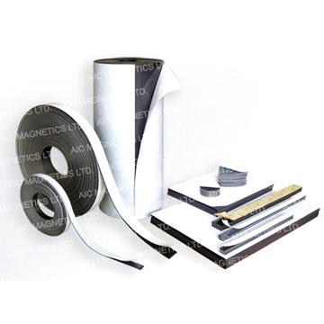 Self-Adhesive Laminated Flexible Magnetic Sheeting (Самоклеющиеся Ламинированные Гибкий магнитный брезента)