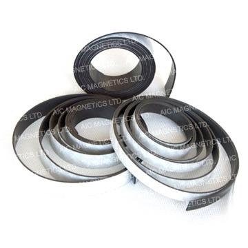 Self-Adhesive Laminated Extrusion Magnetic Strips (Самоклеющиеся Ламинированные экструзии магнитных полос)