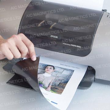 Inkjet Printable Magnetic Matte Paper (Струйной печати Магнитные Matte Paper)