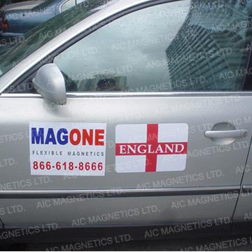 Car Sign Magnets (Автомобиль Войти Магниты)