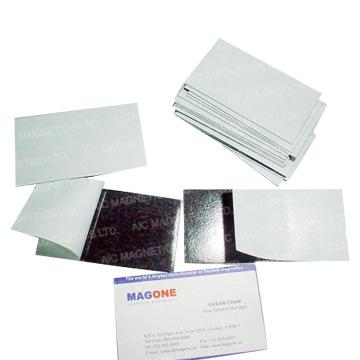 Business Card Magnets (Визитная карточка Магниты)