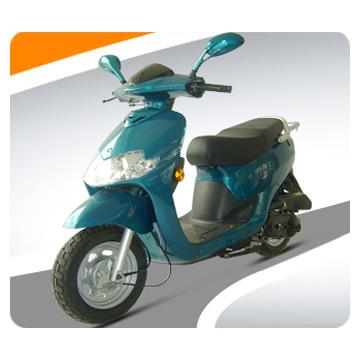 Scooter Motorcycle (50QT-9) (Скутер Мотоцикл (50QT-9))