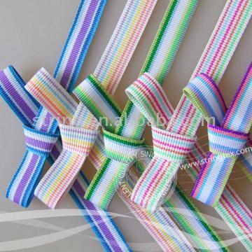Striped Grosgrain Ribbons, Stripe Grosgrain Ribbon (Полосатая Grosgrain ленты, полосы Grosgrain Лента)