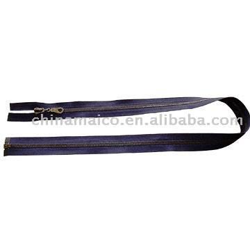 YKK Plastic and Metal Zipper (YKK пластиковые и металлические молнии)