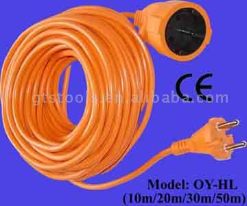 Netherlands Type Extension Cords