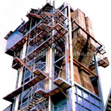 Circulating Fluidized-Bed Boiler