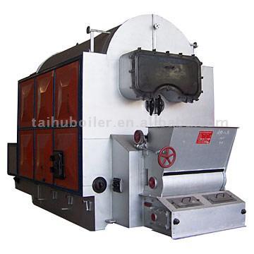 Single-Drum Package Coal Fired Steam Boiler (Однобарабанных пакета угольные паровые котлы)