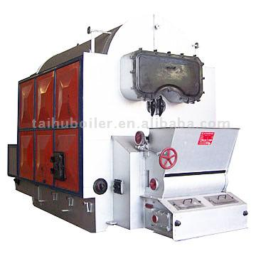 Single-Drum Package Coal Fired Hot-Water Boiler